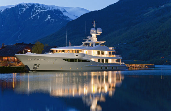 BEL ABRI makes her maiden voyage in Norway