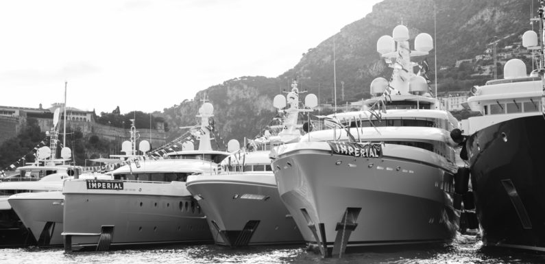 Monaco Yacht Show 2015: IMPERIAL's attendance