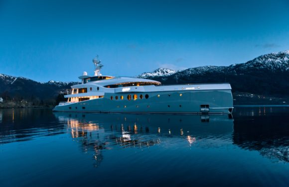 EVENT's world premiere at the Monaco Yacht Show 2013