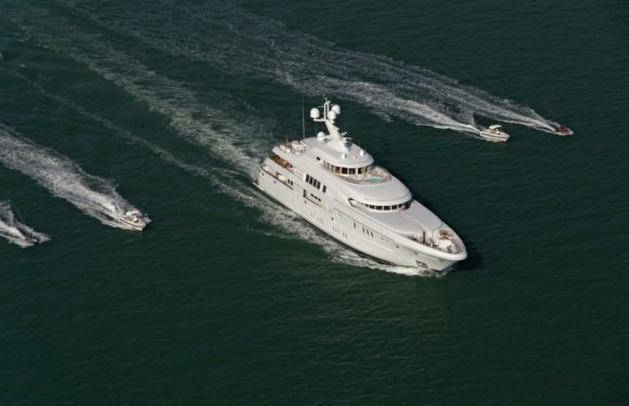 World Superyacht Awards 2010 — ARKLEY финалист!