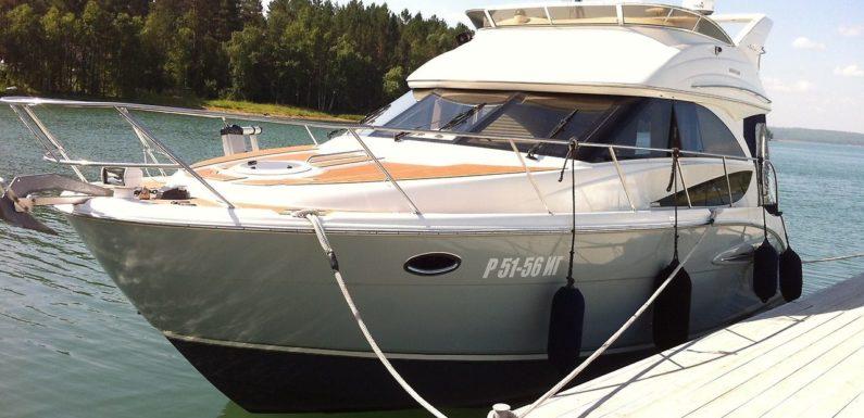 Открытие летнего сезона в яхт-клубе «Новый берег»